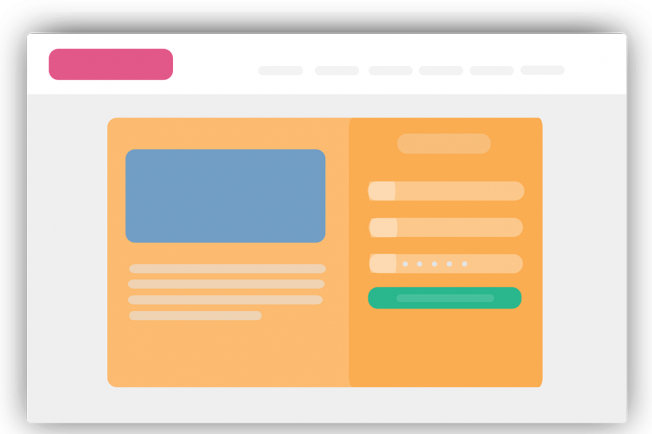 formulario site integrado